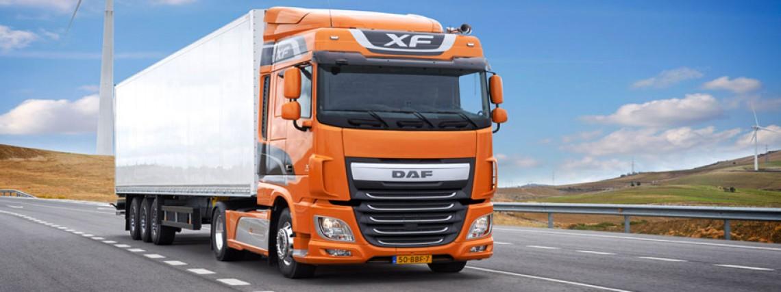 DAF kamioni