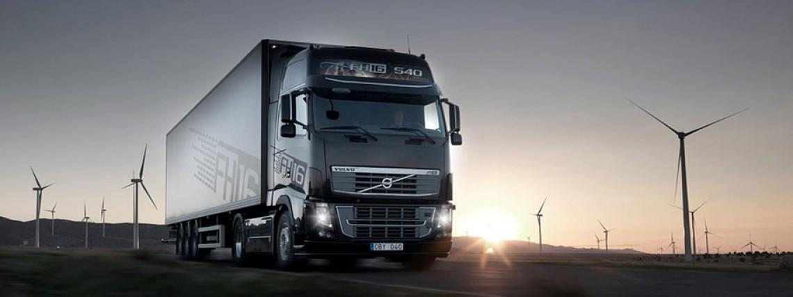 Volvo kamioni