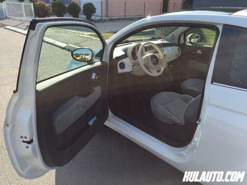 Fiat 500, 2007. godište, 1.4 benzinacProdaje se Fiat 500, bela-bež boja, 2007. godište, 1.4 benzinac, 105 konja, lounge, u full opremi - muzicki volan, senzori za parkiranje, električni podizači stakla, volan podesiv po visini, windows mobile, automatska klima, panorama krov, set letnjih i set zimskih guma, felne aluminijumske 16-tice, vozačevo sedište podesivo po visini, presao 145.000km, uvezen iz nemačke, na 125.000 km uradjen veliki servis, pre 2 meseca mali redovni servis i zamenjene su pločice,Svi servisi radjeni u LAV servisu, postoje računi,Registrovan na BG tablice do februara 2018,cena 6.200e.Telefon: +381653312226
