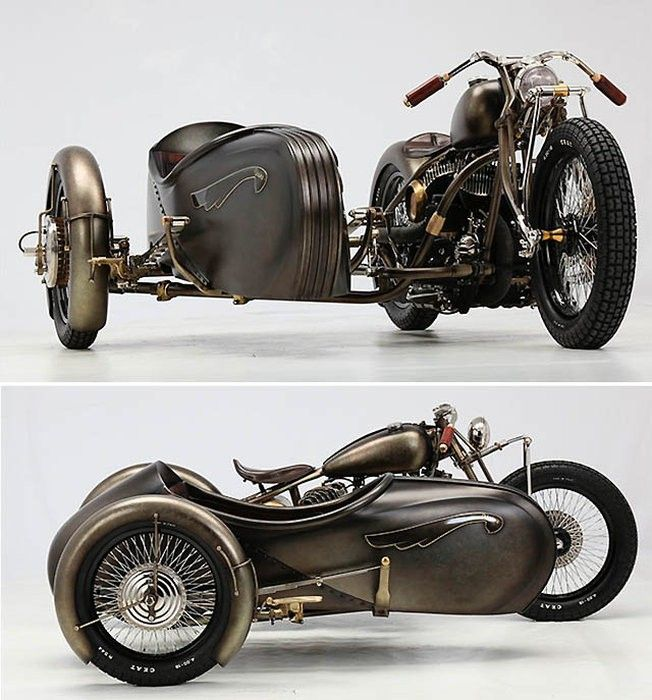 Harley-Davidson Flathead U74 1942