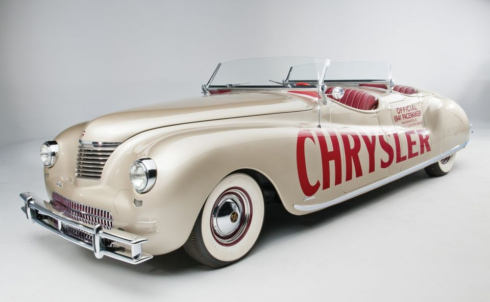 Chrysler Newport Indy 1941