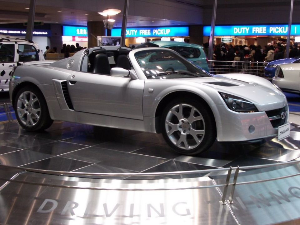 Daewoo Speedster 2