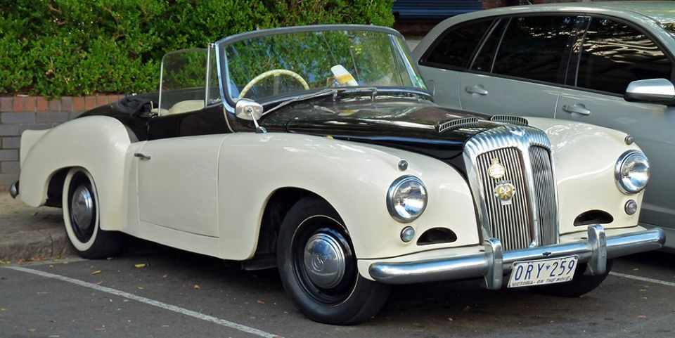 Daimler Conquest (Mark II)1955-1957
