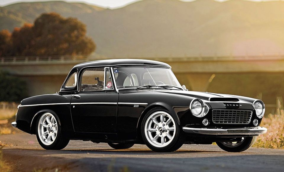 Datsun Roadster 1500