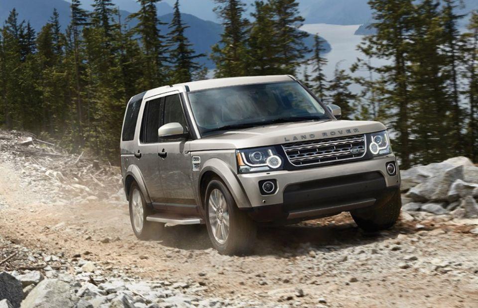 Land Rover LR4