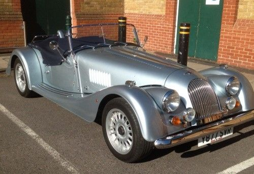 Morgan Plus-8