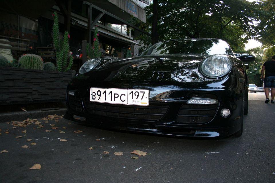 Porsche 911 997 Turbo Cabriolet Mk1
