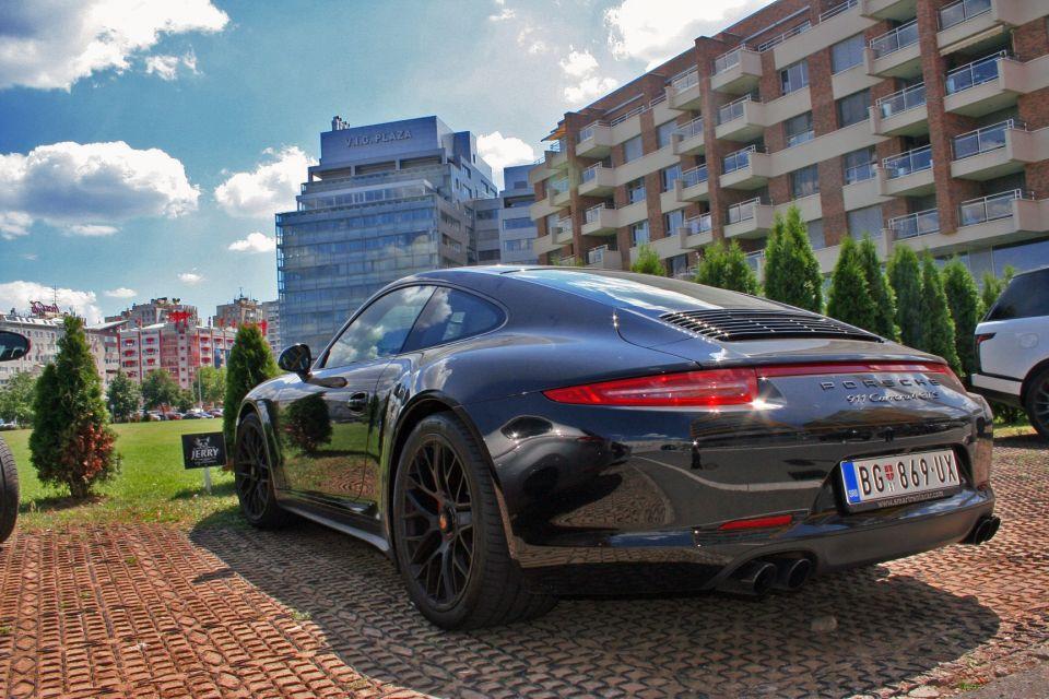 Porsche 911 991 Carrera 4 GTS