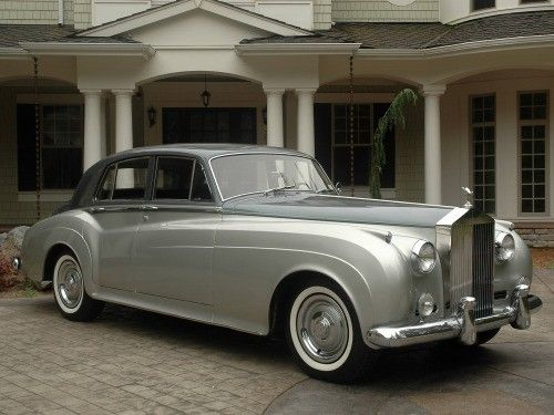 1955 Rolls Royce Silver Cloud