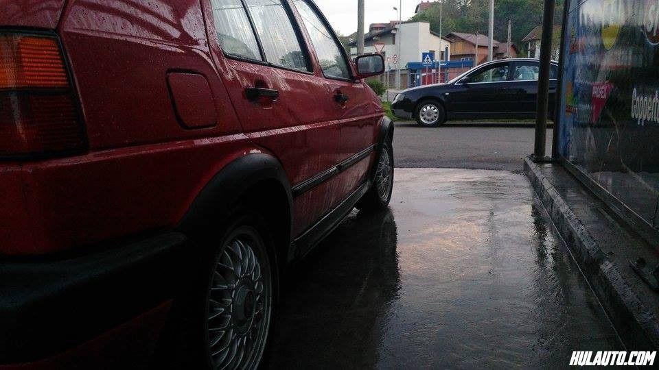 Moja mašina! :)