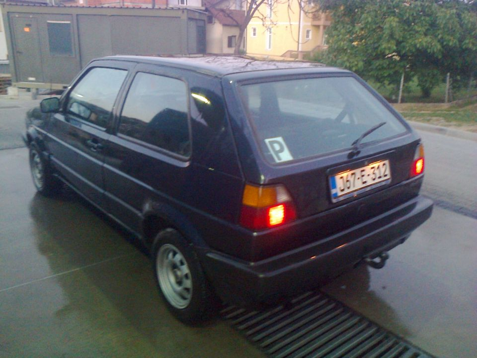 Golf 2 GTD 59 kw