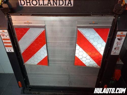 Prodajem rampu DHOLLANDIA DH-P2.04 nosivost 450 kg.Cena 980 evraDušan 0641103554