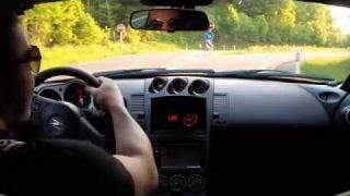Nissan 350Z vs. Porsche 911 GT3 vs Golf Mk.1