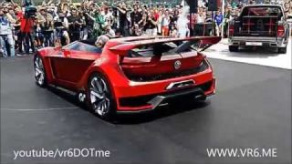 VW Golf GTI Roadster FIRST START AND SOUND !!!!