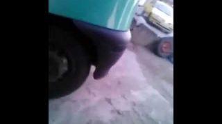 Fiat Punto 55 1.1 Custom Exhaust part 2