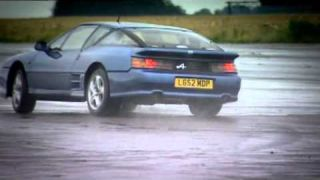 A610 on Top Gear 2007