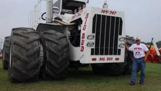 The Biggest Tractor in the World